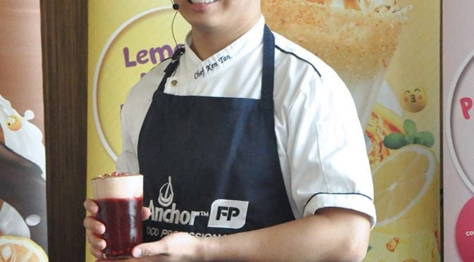 Moodmojee, Mood Boosting Beverages By Anchor Food Professionals