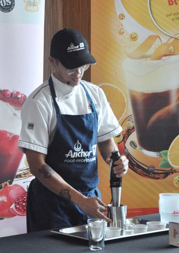 moodmojee beverages anchor food professionals chef