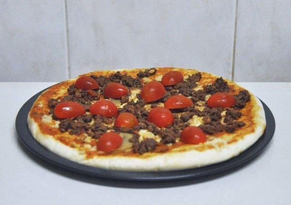 primo tuna red curry pizza