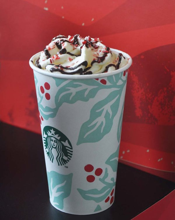 starbucks malaysia holiday beverages peppermint mocha