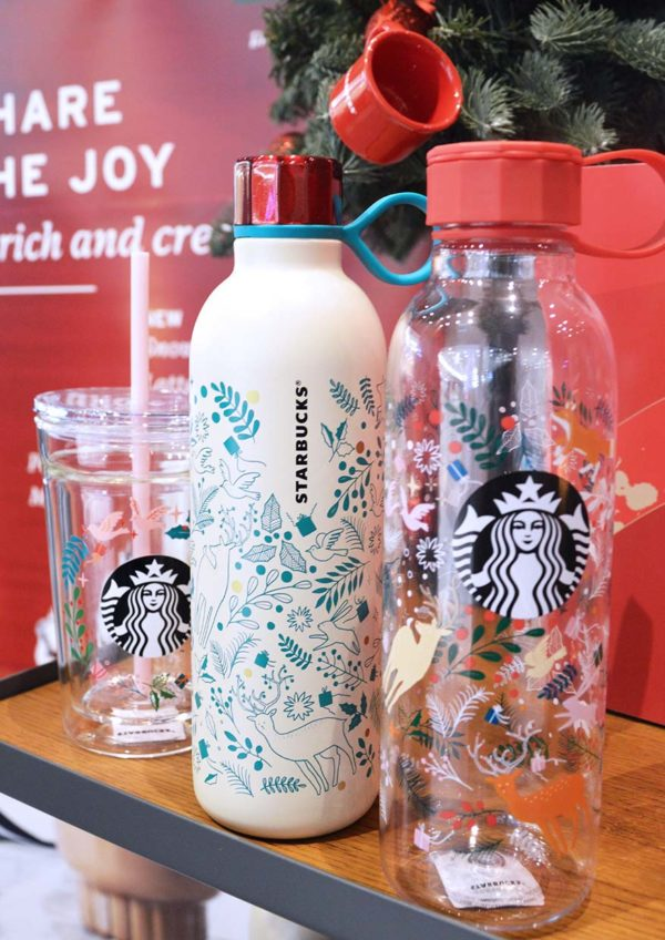 starbucks malaysia the blend is the magic christmas merchandise