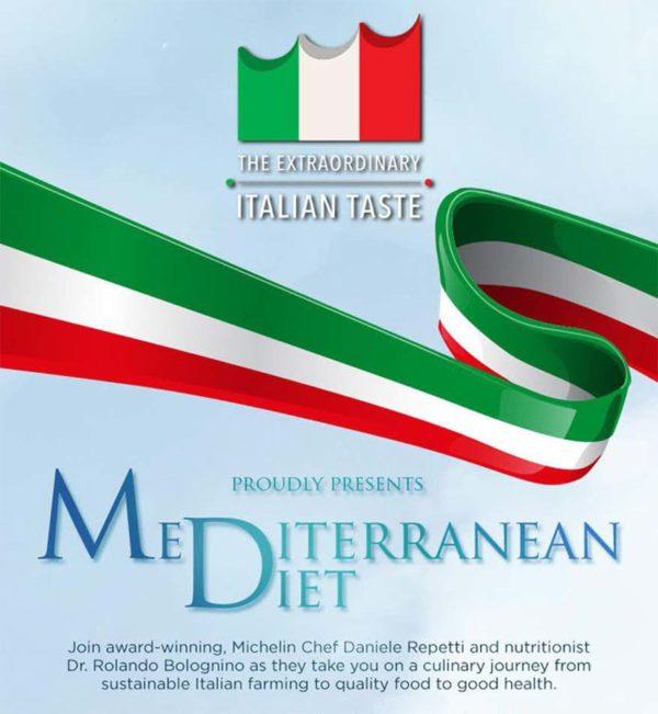 the extraordinary italian taste mediterranean diet dinner