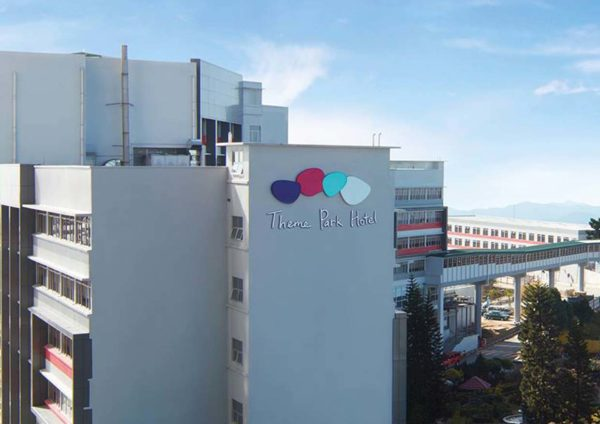 theme park hotel resorts world genting pahang