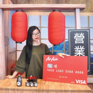 Enjoy Free Flights & Exclusive Privileges With AirAsia Hong Leong Bank Credit Card
