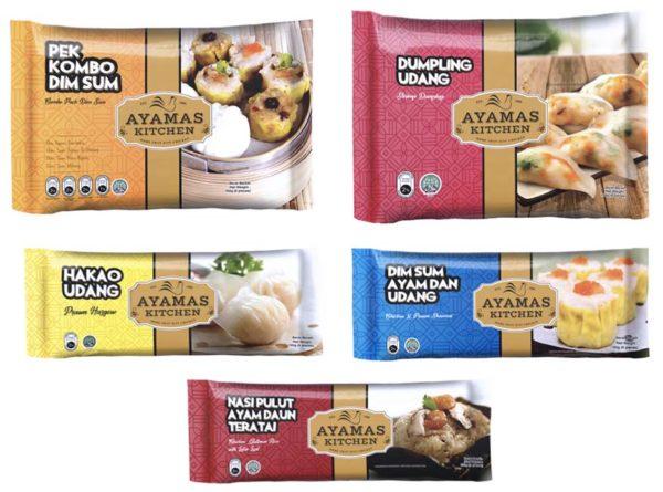 ayamas kitchen halal frozen dim sum varieties