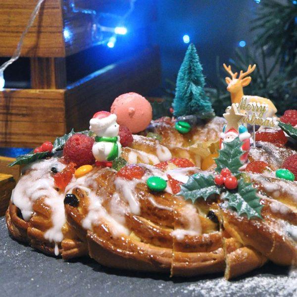 cinnamon coffee house one world hotel pj christmas 2018 pastry