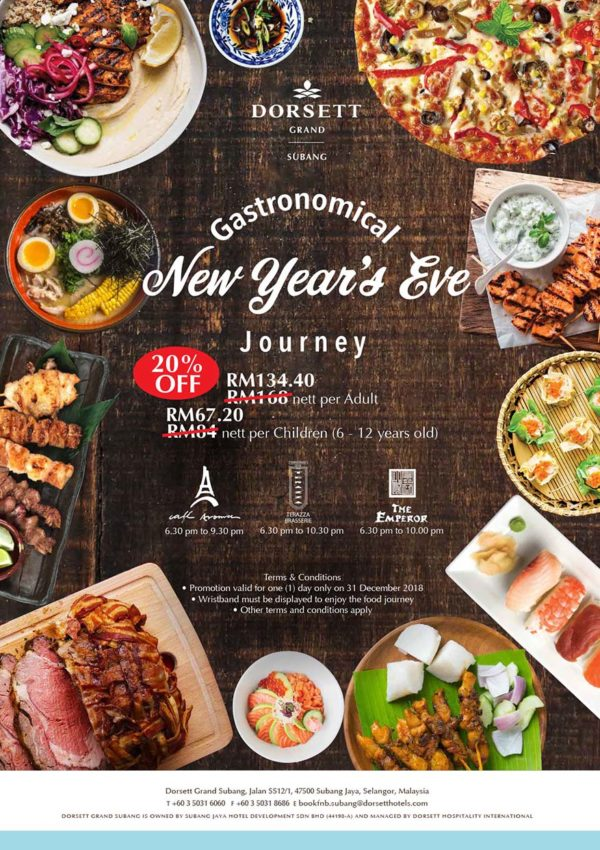 dorsett grand subang gastronomical new year promotion