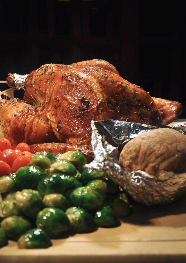 dorsett grand subang magnificent christmas turkey