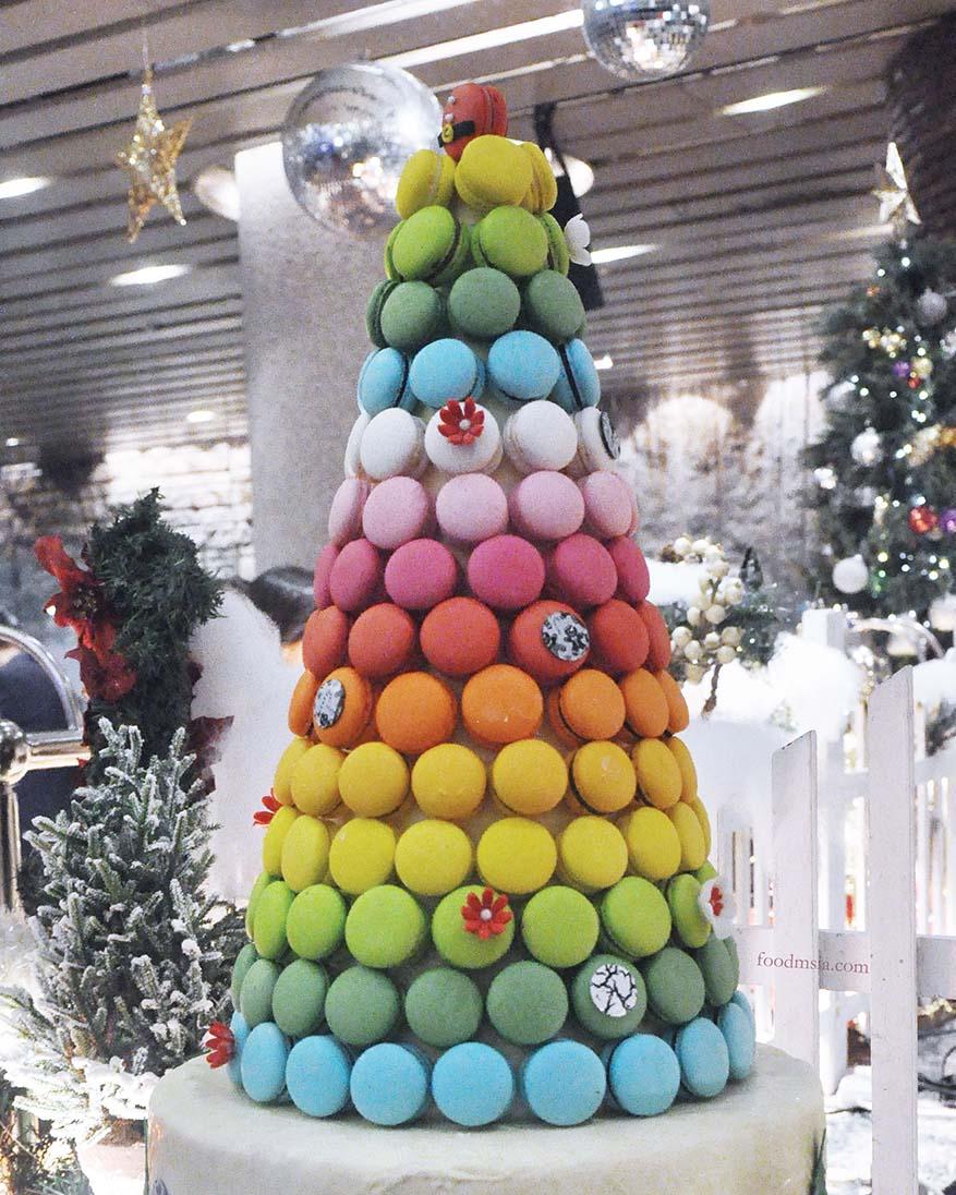 Magical Christmas Night Buffet @ SHOOK!, Feast Village, Starhill Gallery
