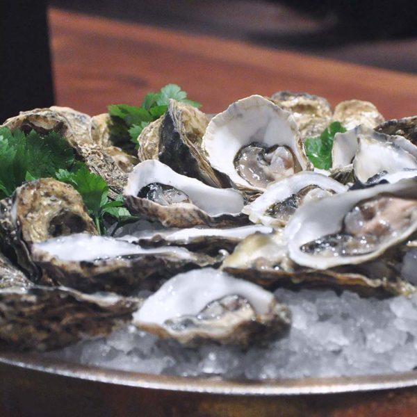 feast village starhill gallery shook christmas buffet oysters