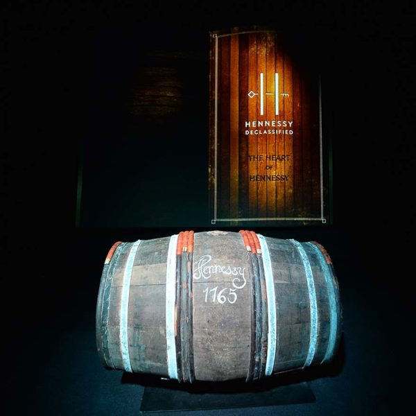 hennessy declassified menara ken ttdi digital immersive experience french oak barrel