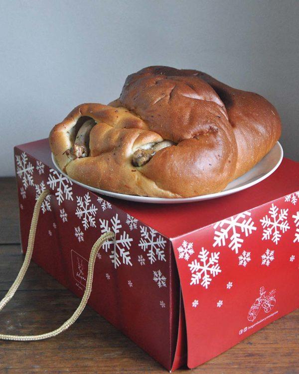 hogan bakery malaysia merrylicious christmas chickie bread