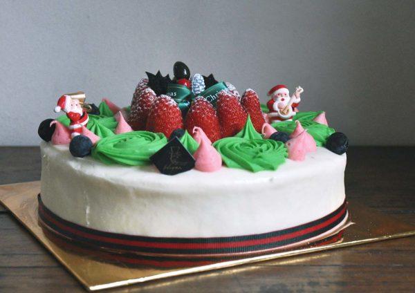 hogan bakery malaysia merrylicious christmas red velvet log cake
