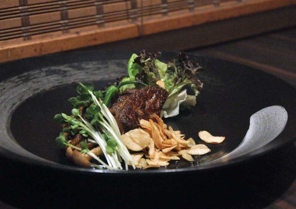 ishin japanese restaurant old klang road duck liver