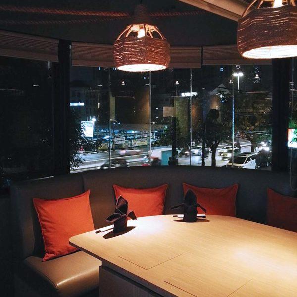 ishin japanese restaurant old klang road view