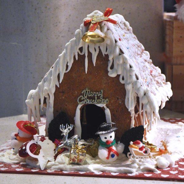 nook aloft kuala lumpur sentral a lofty christmas gingerbread house