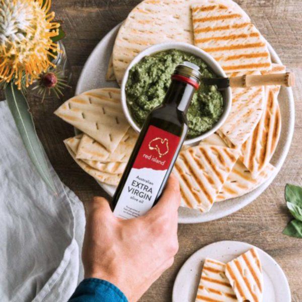red island extra virgin olive oil australia