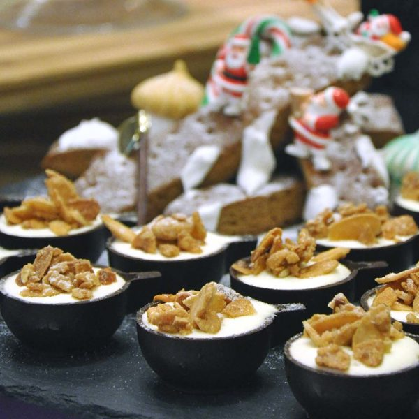 swez brasserie eastin hotel kl christmas buffet chocolate