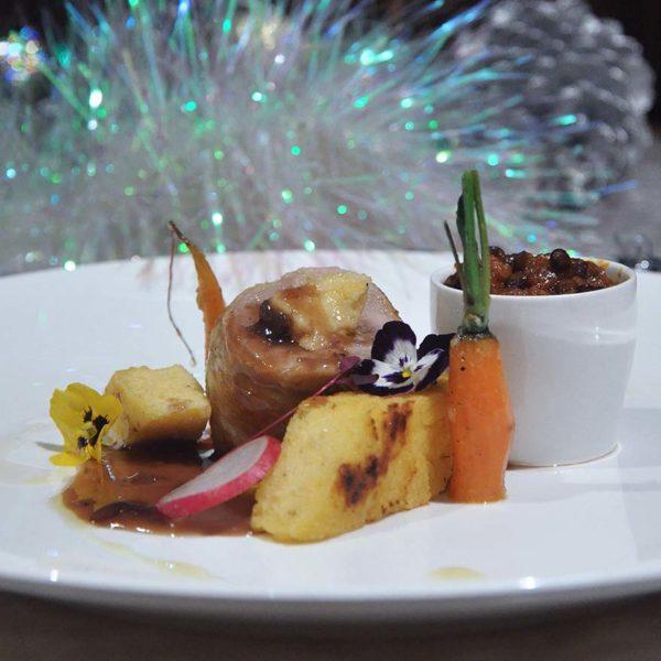 tanzini gtower hotel kuala lumpur christmas set dinner turkey