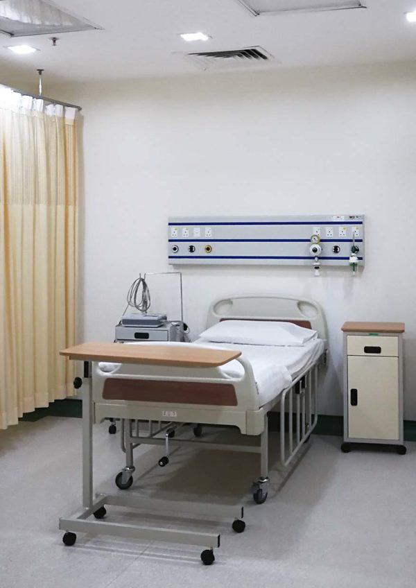 alps medical centre kuala lumpur patient room