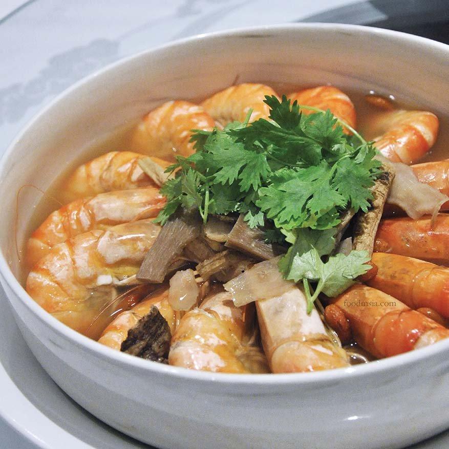 CNY Set Menu Delights @ Dynasty Restaurant, Renaissance Kuala Lumpur Hotel