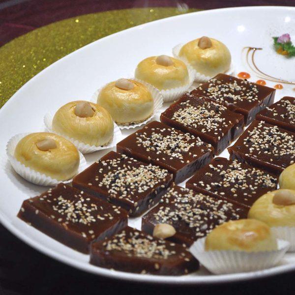 eastin hotel kuala lumpur ee chinese cuisine petaling jaya cny set menu nian gao