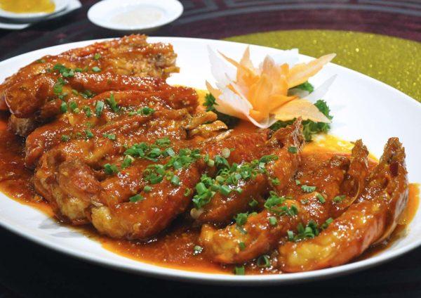 eastin hotel kuala lumpur ee chinese cuisine petaling jaya cny set menu prawn