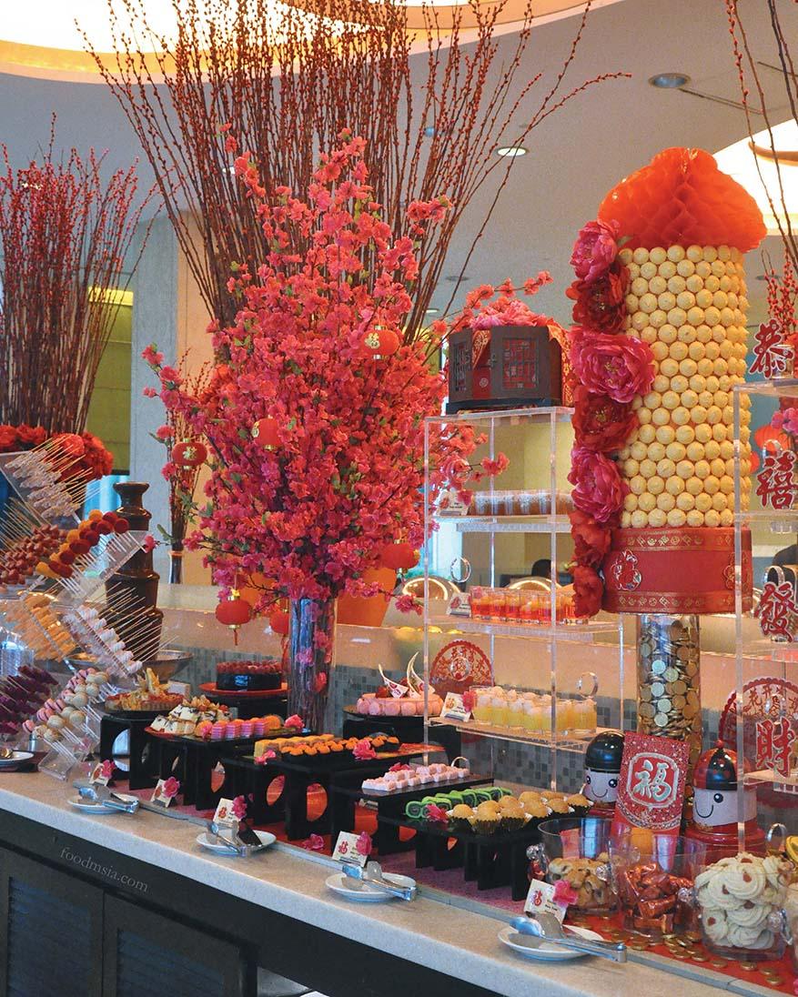 Chinese New Year Culinary Delights @ Impiana KLCC Hotel, Kuala Lumpur