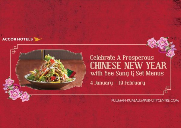 red chinese cuisine pullman klcc cny 2019