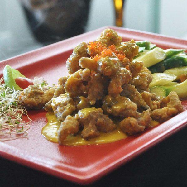 red chinese cuisine pullman klcc cny 2019 mantis shrimp
