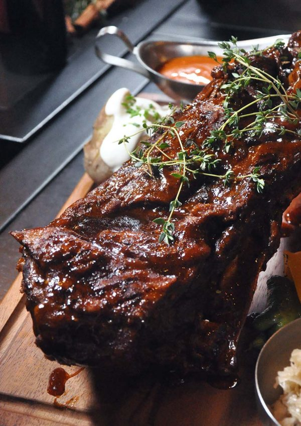 rockaway grill bar changkat kl american restaurant meat