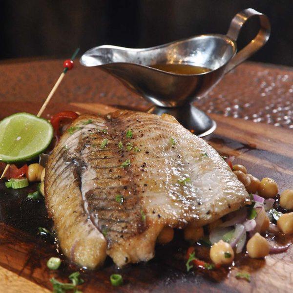 the x bangsar barramundi fish