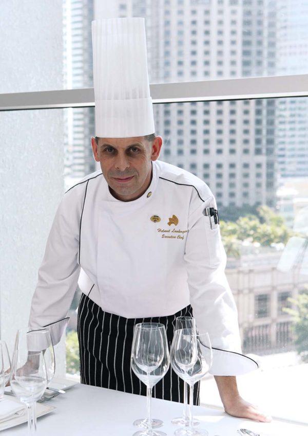 cedar on 15 impiana klcc hotel chef helmut lamberger