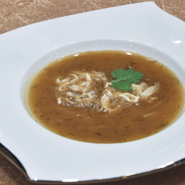 chynna hilton kuala lumpur cny set soup