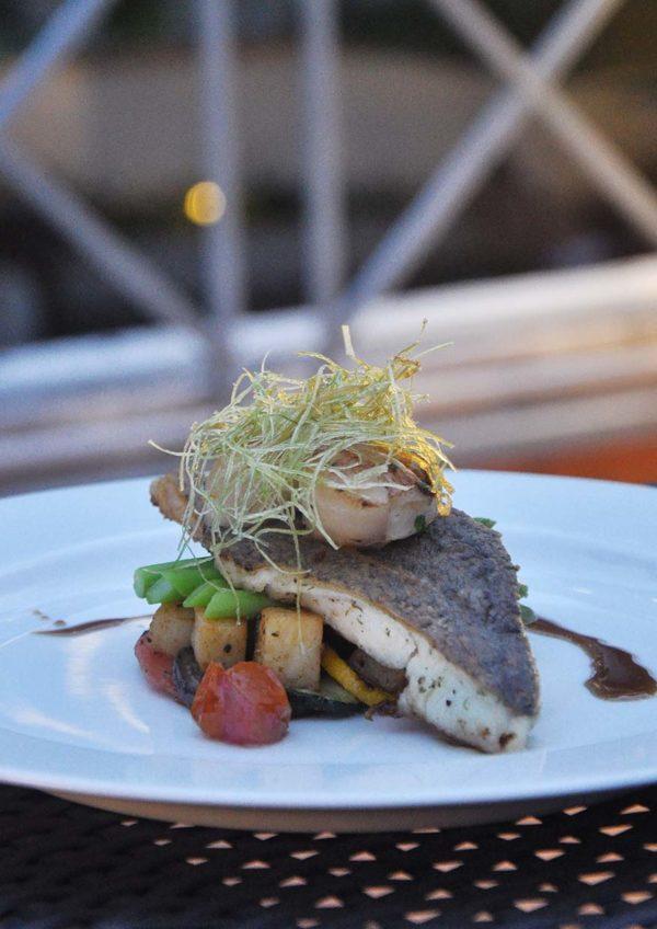 micasa all suite hotel valentines day set menu fish