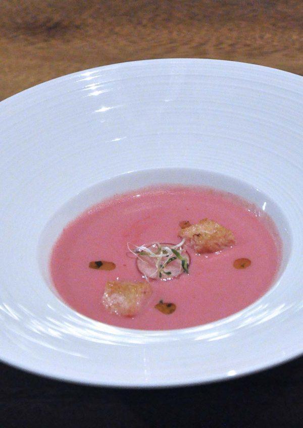 tanzini gtower hotel kuala lumpur valentines day dinner soup