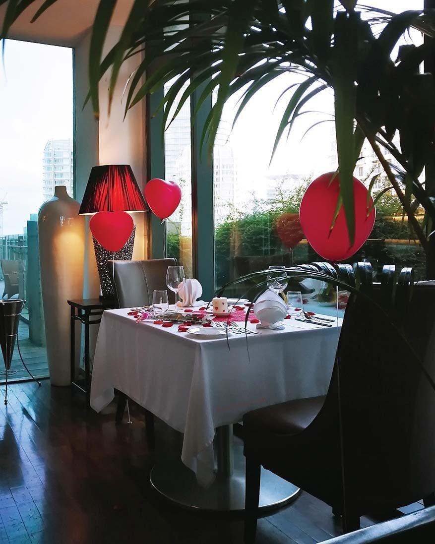 Love Is In The Air @ Tanzini, GTower Hotel Kuala Lumpur