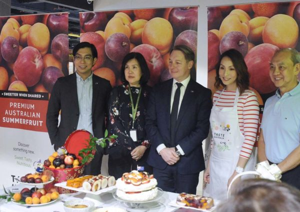 taste australia sweeter when shared summer fruits guests