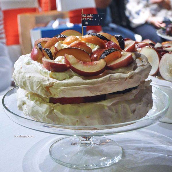 taste australia sweeter when shared summer fruits pavlova