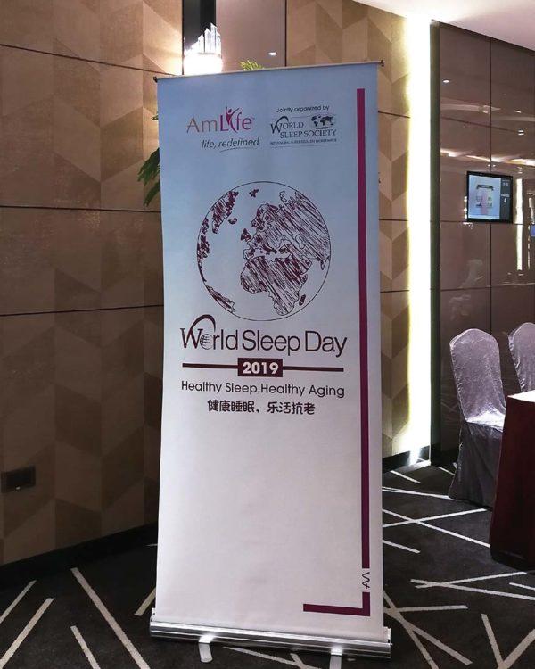 amlife world sleep day event