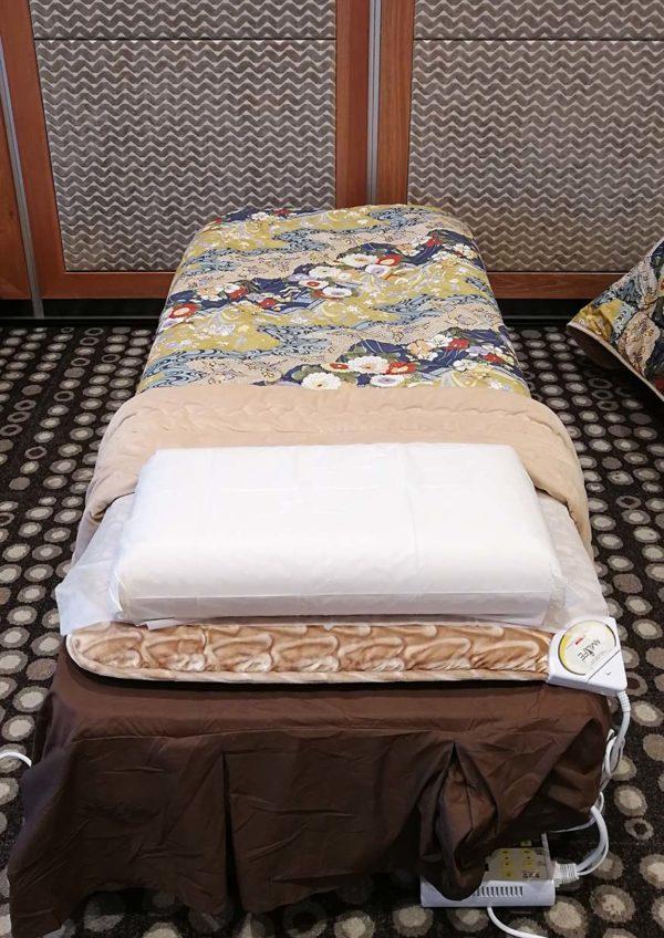 amlife world sleep day ampower platinum single blanket
