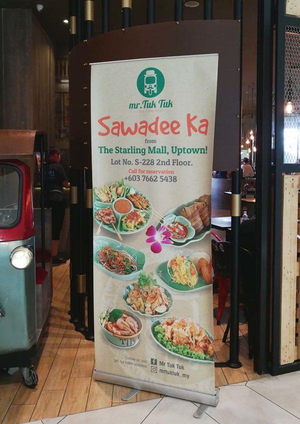 eat thai visit thailand campaign mr tuk tuk halal