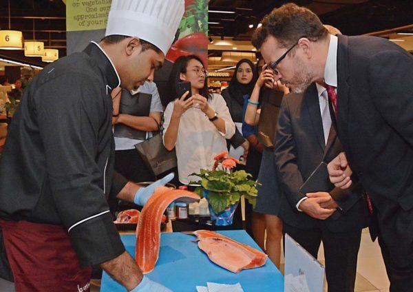 jasons food hall victoria tasmania australia products ocean trout