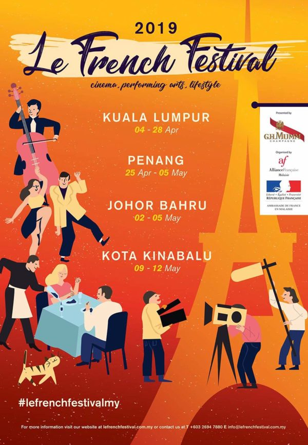 le french festival malaysia dates locations