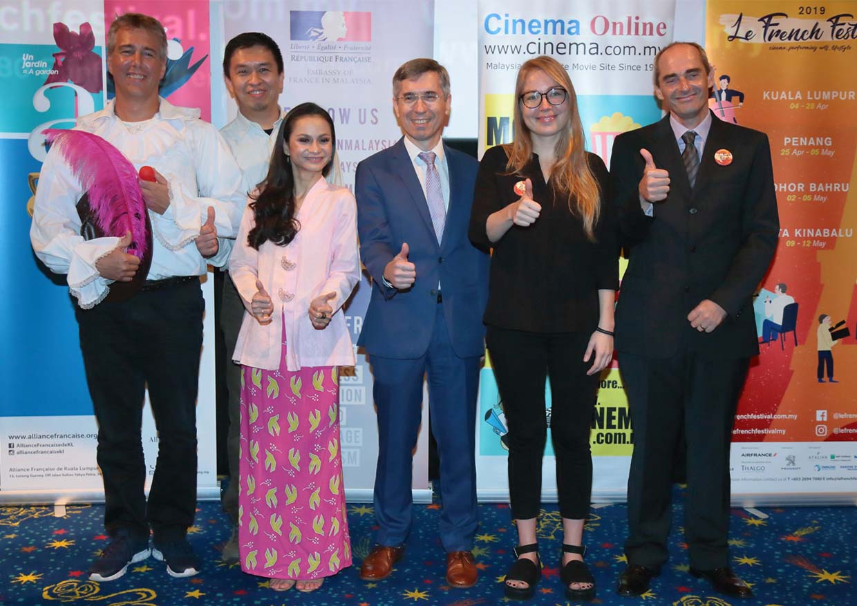 Cinema, Performing Arts, Lifestyle @ Le French Festival 2019