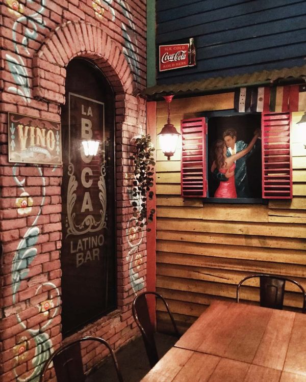 pavilion kl journey of taste connection insta walk of fame la boca latino bar