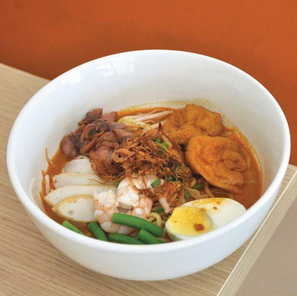 riz coconut nyonya restaurant kuchai lama kuala lumpur curry mee