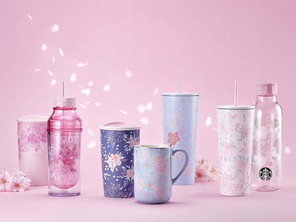 starbucks malaysia spring merchandise collection