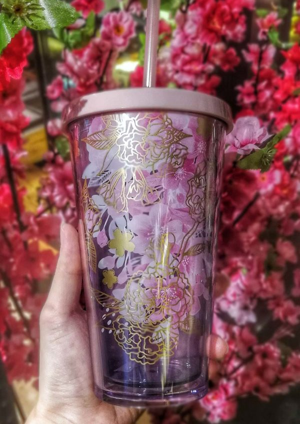 starbucks malaysia spring merchandise tumbler
