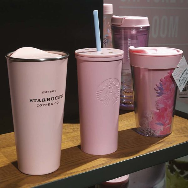 starbucks malaysia spring merchandise water bottle
